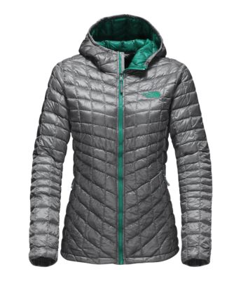 f14a988a0c14 WOMEN S THERMOBALL™ HOODED JACKET