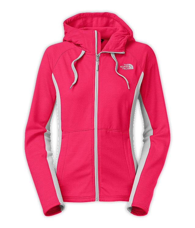 Womens The North Face Jacket Castle Crag Full Zip Lightweight Fleece Coat XS S