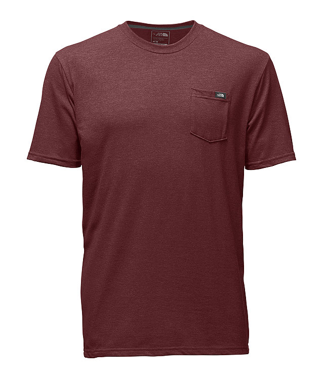 MEN'S SHORT-SLEEVE CLASSIC POCKET TEE