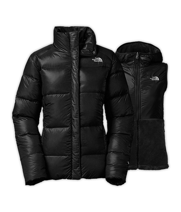 The north face women's 550 jacket