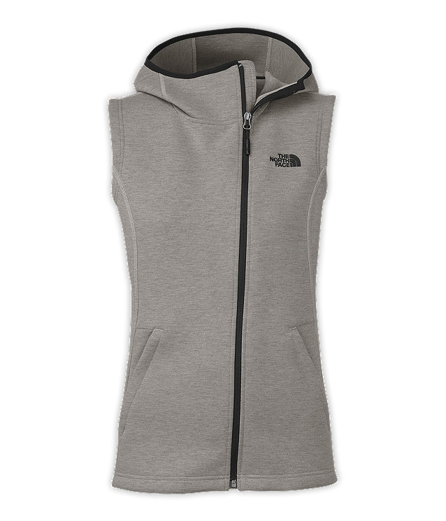 WOMEN'S HALDEE HOODED VEST