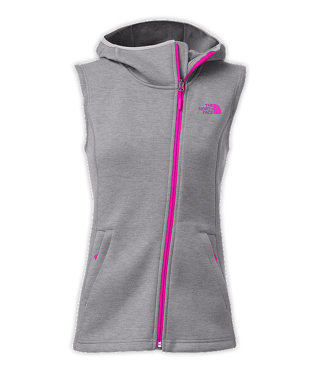 WOMEN'S HALDEE HOODED VEST - WOMEN'S HALDEE HOODED VEST United States
