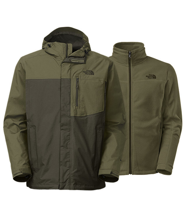 MEN'S ATLAS TRICLIMATE® JACKET
