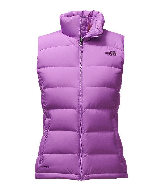 Women's nuptse down vest