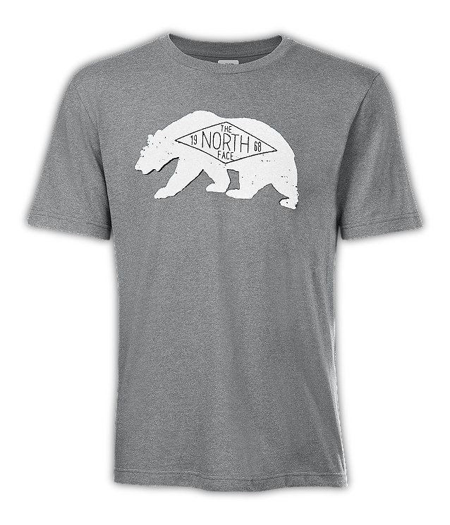 MEN'S SHORT-SLEEVE HERITAGE BEAR TEE