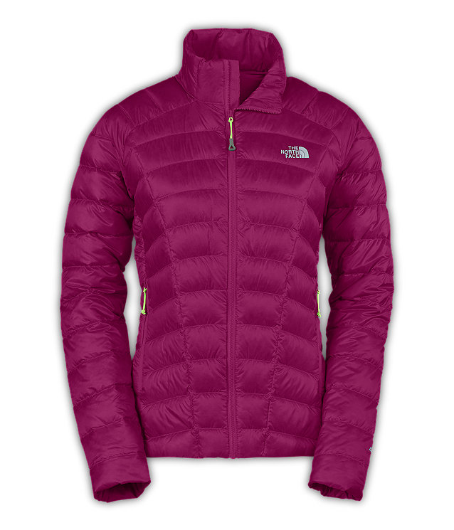 North face womens padded jacket