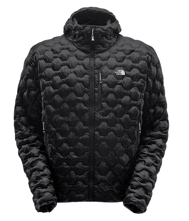 The North Face Summit Series Quilted Primaloft Hooded jacket Gray Size M 3nqLyJe