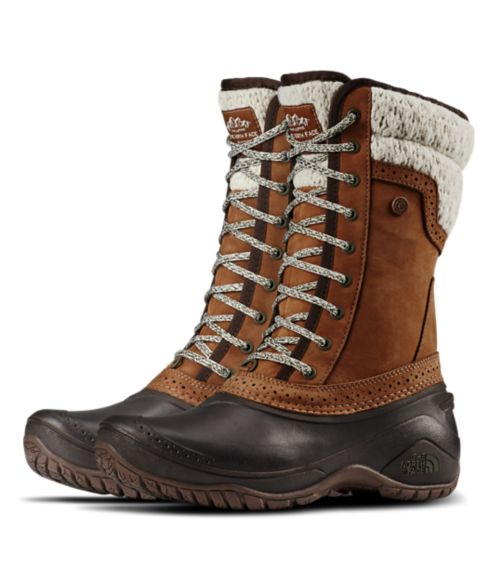 WOMEN'S SHELLISTA II MID BOOT-