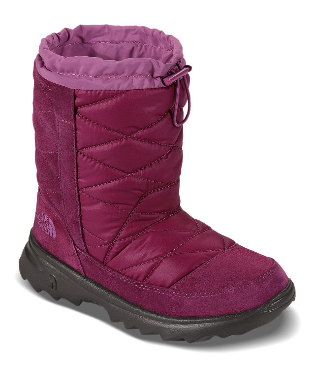 YOUTH WINTER CAMP WATERPROOF BOOTS