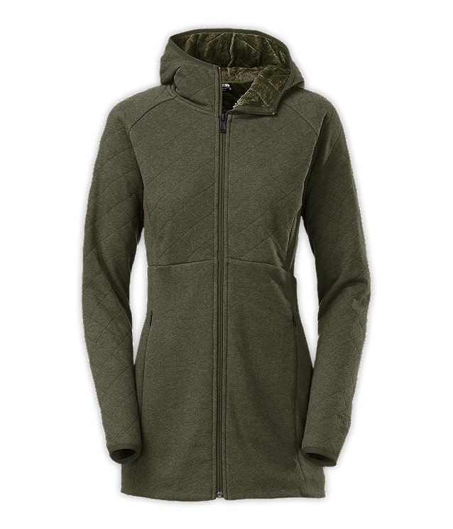 1004eea59 WOMEN'S HOODED CAROLUNA JACKET