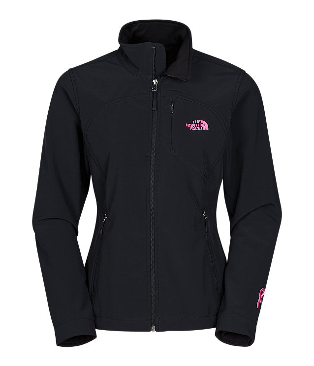 WOMEN'S PINK RIBBON APEX BIONIC JACKET