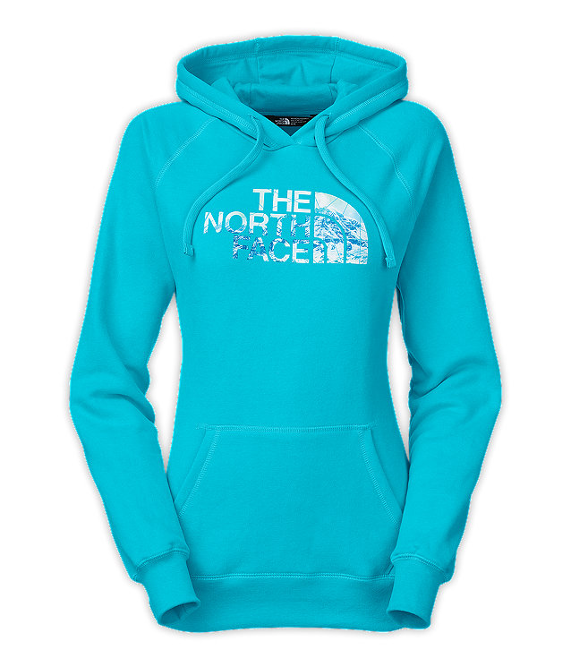 WOMEN'S HIGH ALTITUDE PULLOVER HOODIE