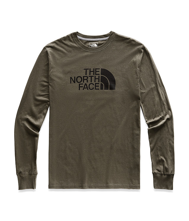 MEN'S LONG-SLEEVE HALF DOME TEE