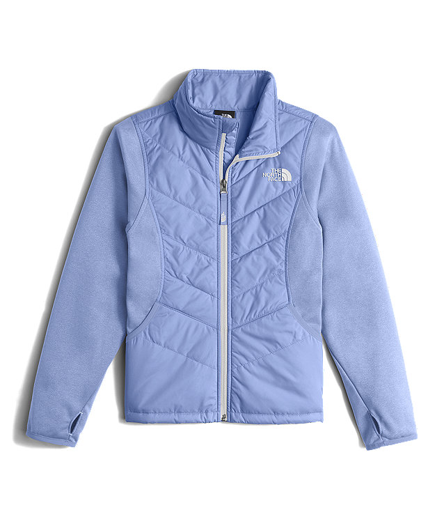 GIRLS' MAK FULL ZIP JACKET