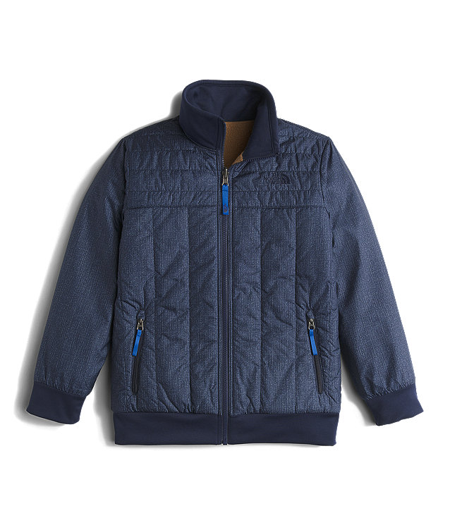 BOYS' REVERSIBLE YUKON JACKET