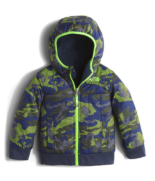TODDLER BOYS' REVERSIBLE YUKON HOODIE