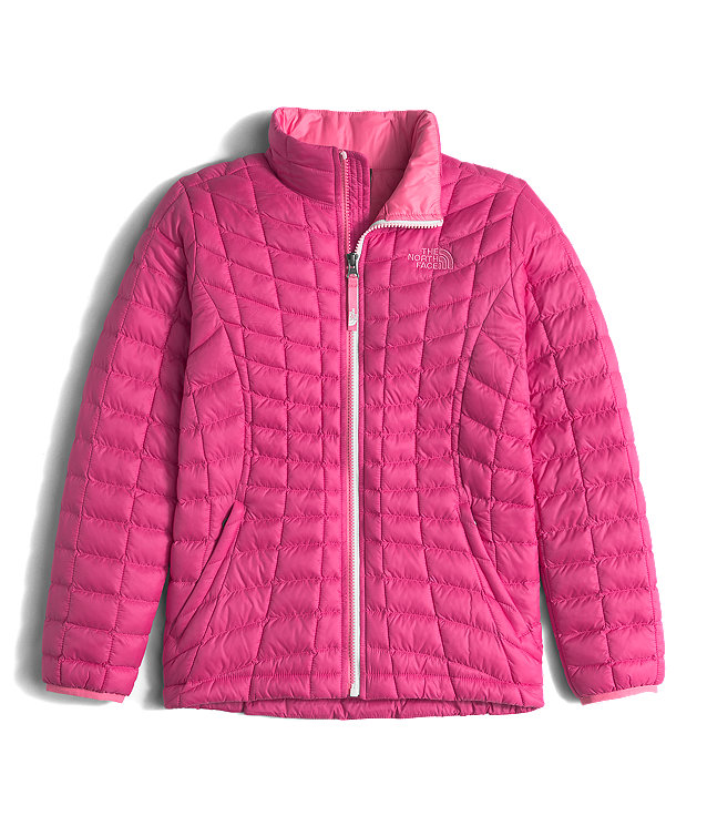 GIRLS' THERMOBALL™ FULL ZIP JACKET