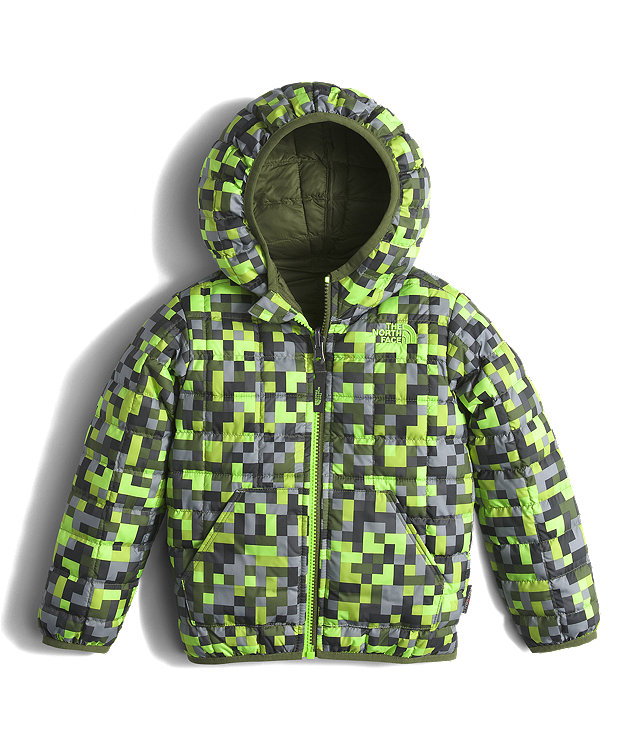 TODDLER REVERSIBLE THERMOBALL™ HOODIE