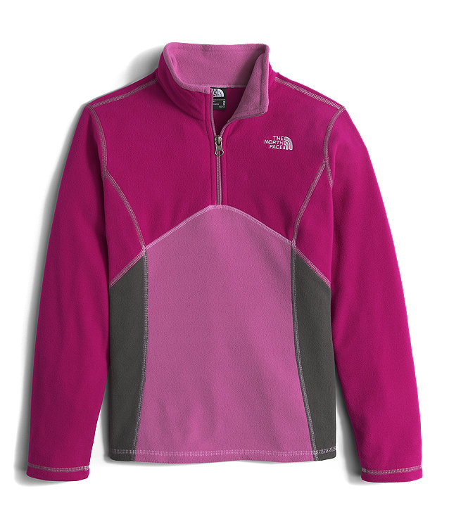 GIRLS' GLACIER 1/4 ZIP