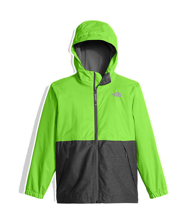 9017fe76e BOYS' WARM STORM JACKET