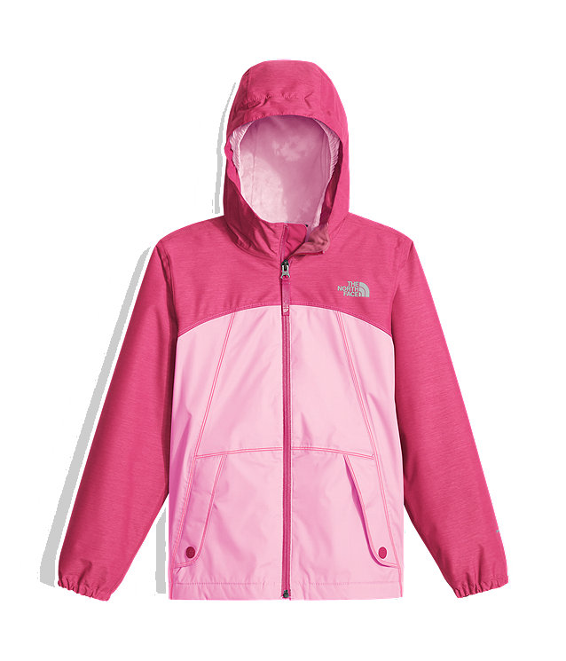 GIRLS' WARM STORM JACKET