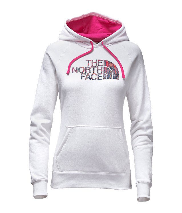 WOMEN'S MOTIVATION HALF DOME PULLOVER HOODIE