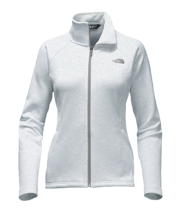 WOMEN'S AGAVE FULL ZIP