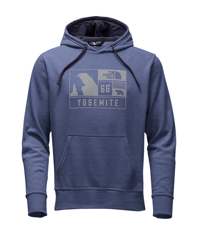 MEN'S NATIONAL PARK WINDOW PULLOVER HOODIE