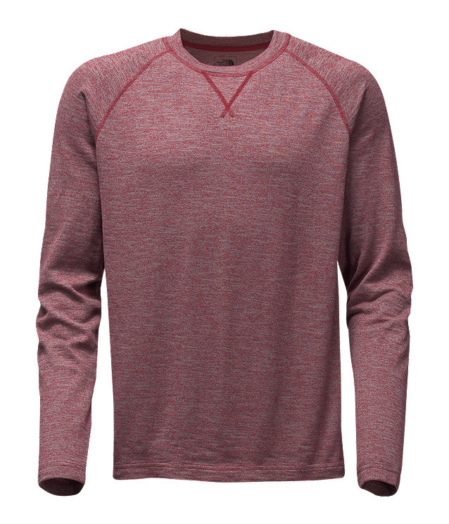 MEN'S LONG-SLEEVE COPPERWOOD CREW