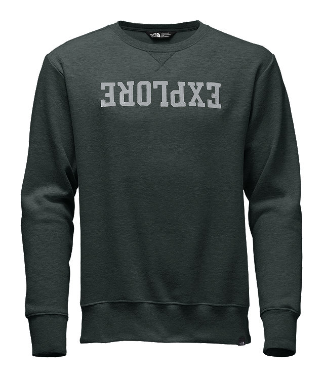 MEN'S EXPLORE FLEECE CREW