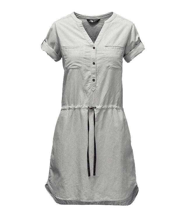 WOMEN'S S/S WANDER FREE DRESS