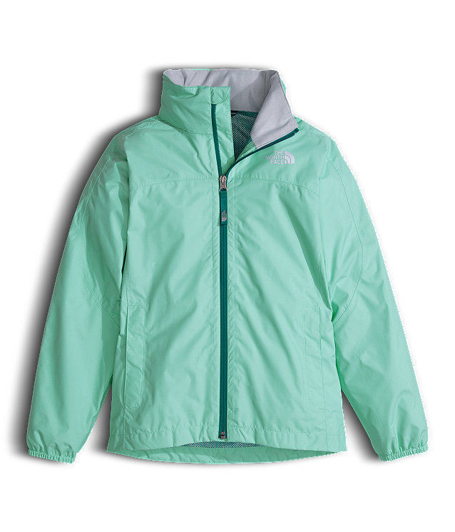 GIRL'S TECH RESOLVE REFLECTIVE JACKET