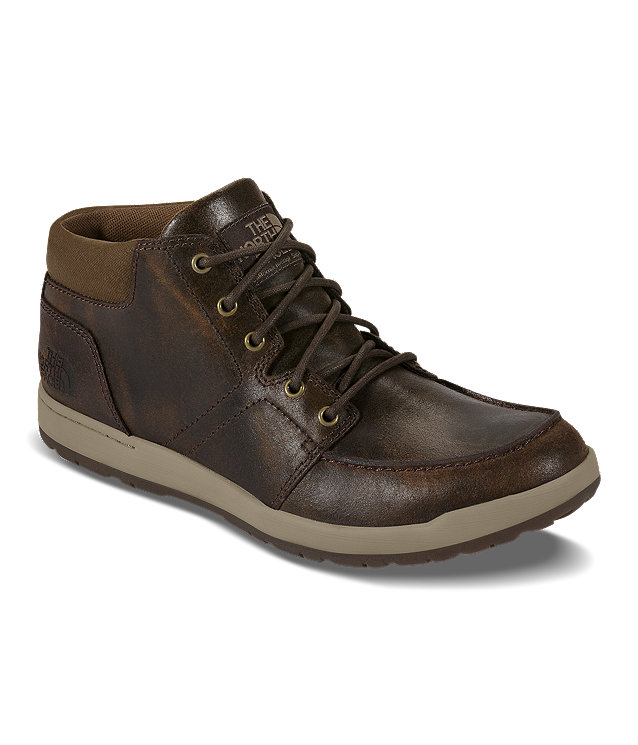 MEN'S BALLARD EVO CHUKKA LEATHER BOOTS