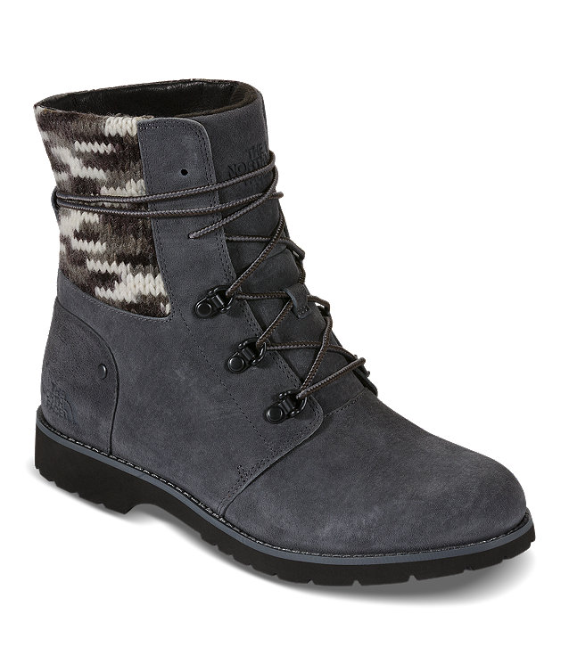 WOMEN'S BALLARD LACE II BOOTS (MULTI KNIT)