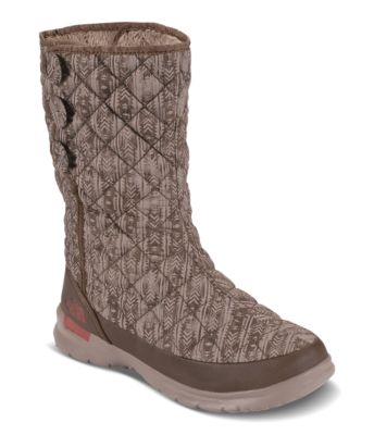 Thermoball Button-Up Boot Women's