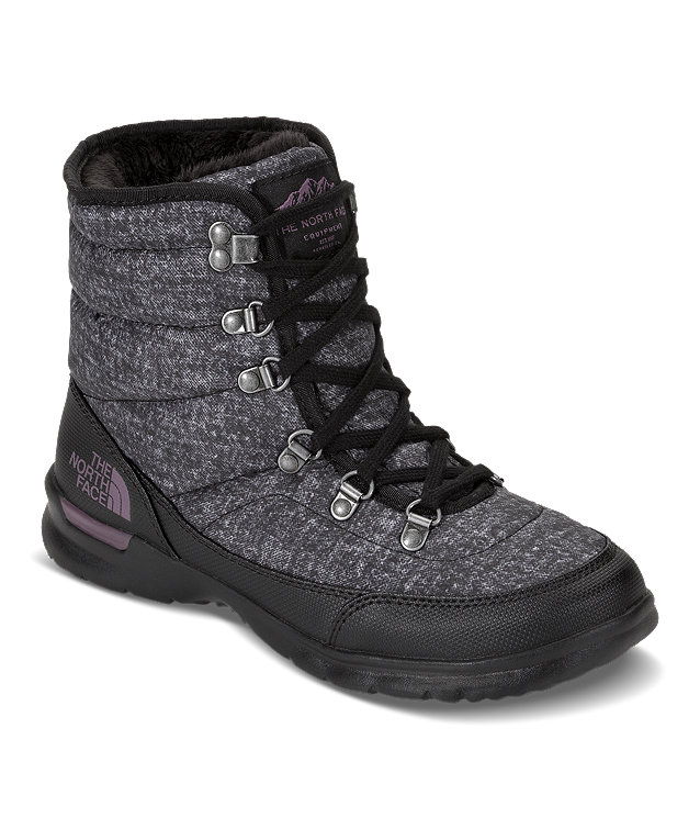 BOTTE LACÉE THERMOBALL™ LACE II