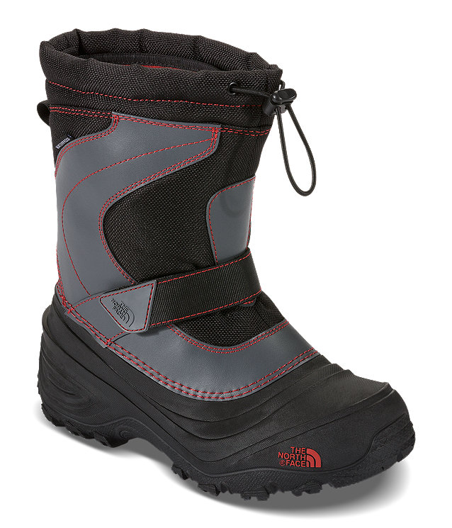 BOTTE SANS LACETS ALPENGLOW PULL-ON II