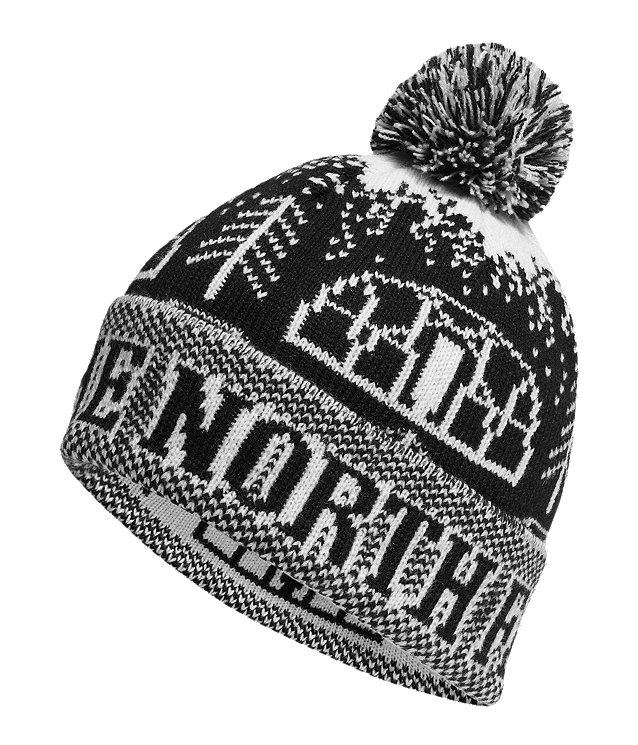 TUQUE À POMPON FAIR ISLE POM TNF™