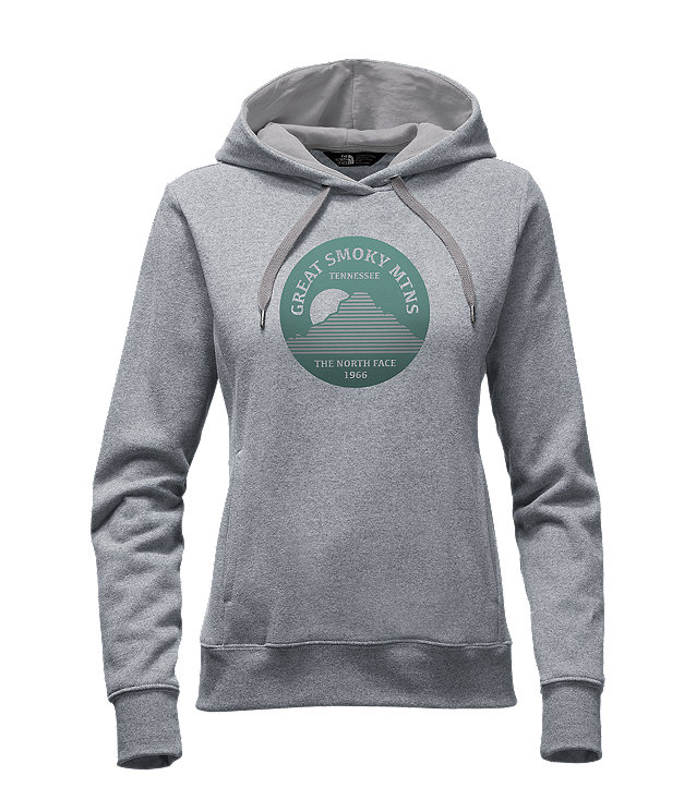 WOMEN'S NATIONAL PARKS PULLOVER HOODIE
