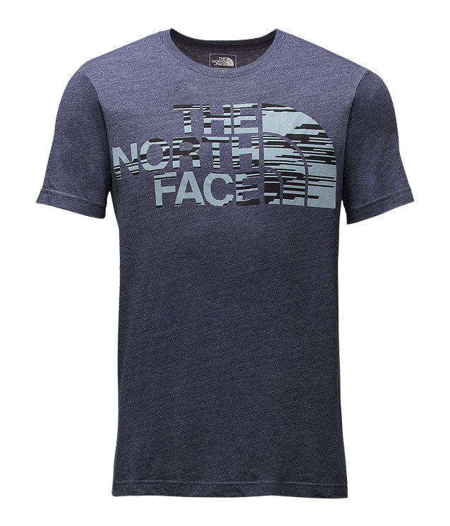 MEN'S SHORT-SLEEVE HALF DOME OVERSIZED TRI-BLEND TEE