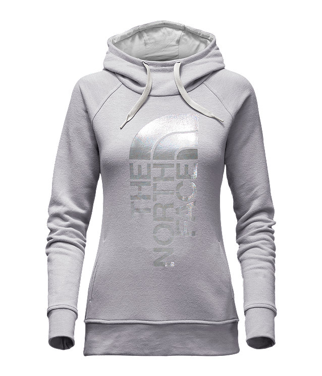 WOMEN'S FRENCH TERRY TRIVERT PULLOVER HOODIE
