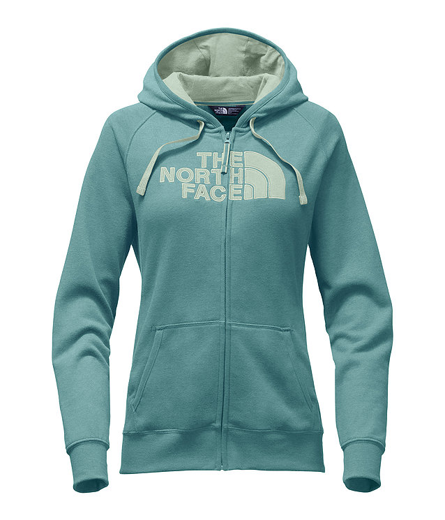 WOMEN'S AVALON FULL ZIP HOODIE