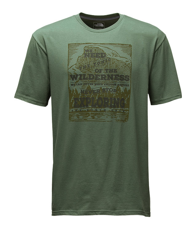 MEN'S SHORT-SLEEVE NSE TONIC TEE
