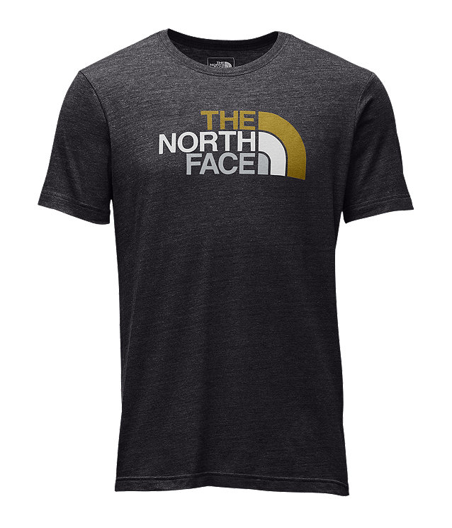 MEN'S SHORT-SLEEVE HALF DOME TRI-BLEND TEE