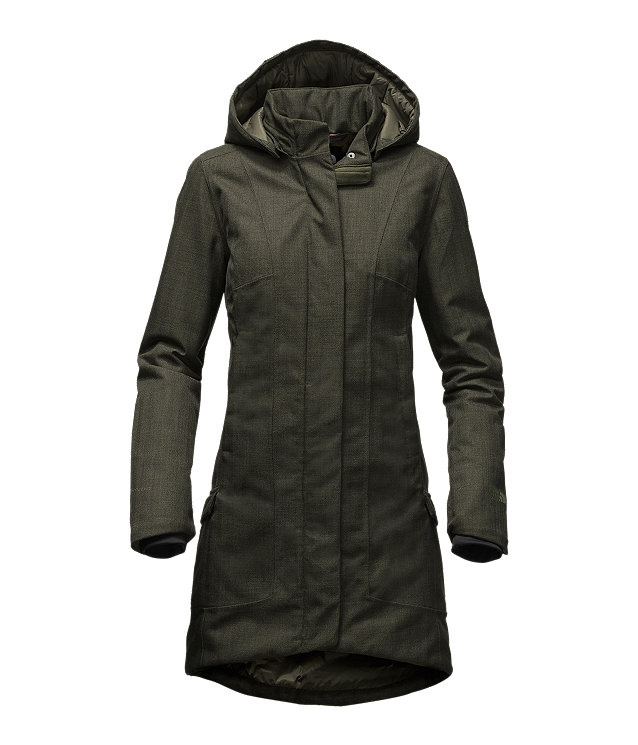 WOMEN'S TEMESCAL TRENCH