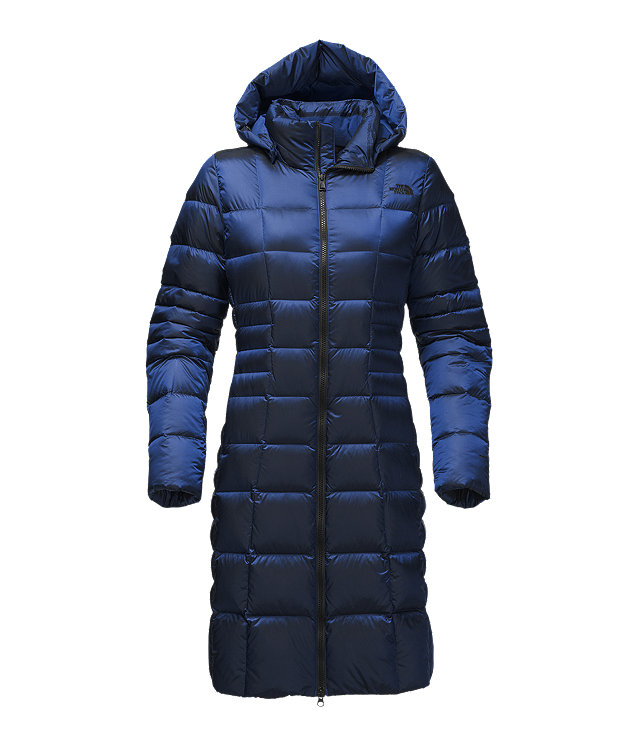 The north face women's metropolis parka jacket cream