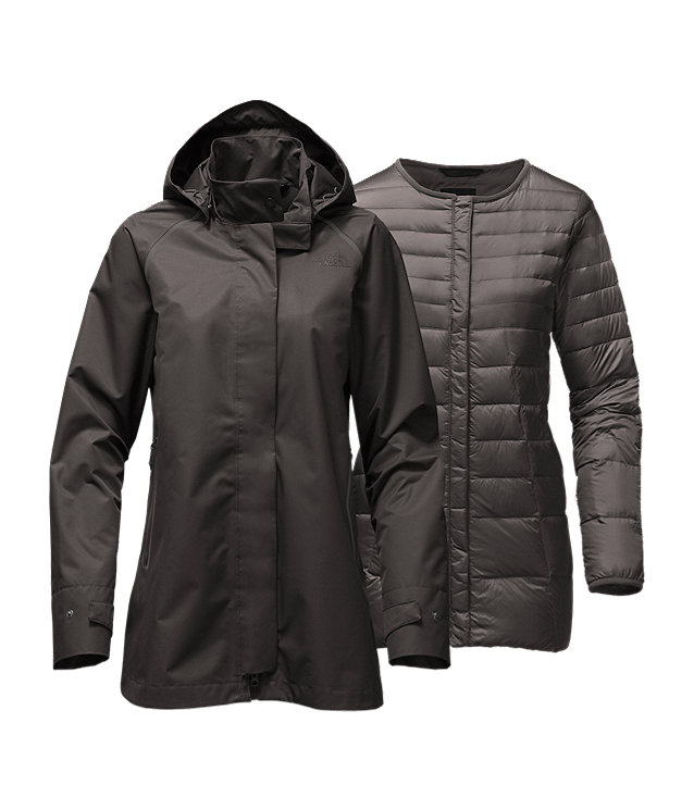 WOMEN'S MOSSWOOD TRICLIMATE®