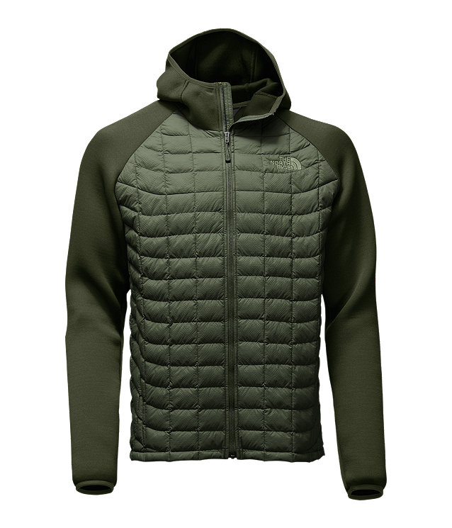 MEN'S UPHOLDER THERMOBALL™ HYBRID JACKET