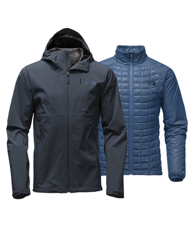 MEN'S THERMOBALL™ TRICLIMATE® JACKET