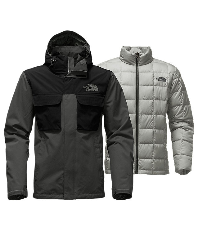 MEN'S HAUSER TRICLIMATE® JACKET